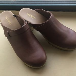 Old Navy Size 8 Mules